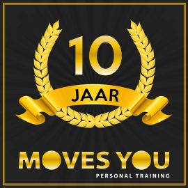 10 jaar Moves You